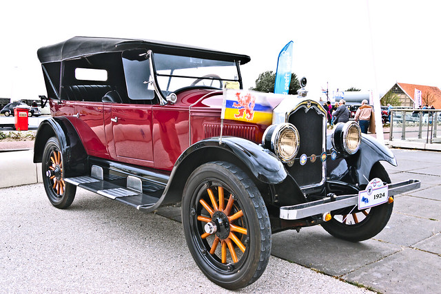 Buick Standard Touring 1924 (6032)