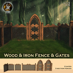 F&M Wood & Iron Fence and Gate