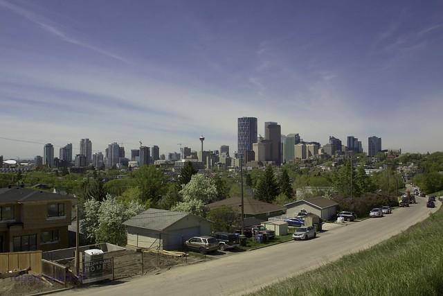My cowtown… Calgary