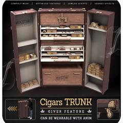 [Nikotin] - Cigars Trunk @ equal10