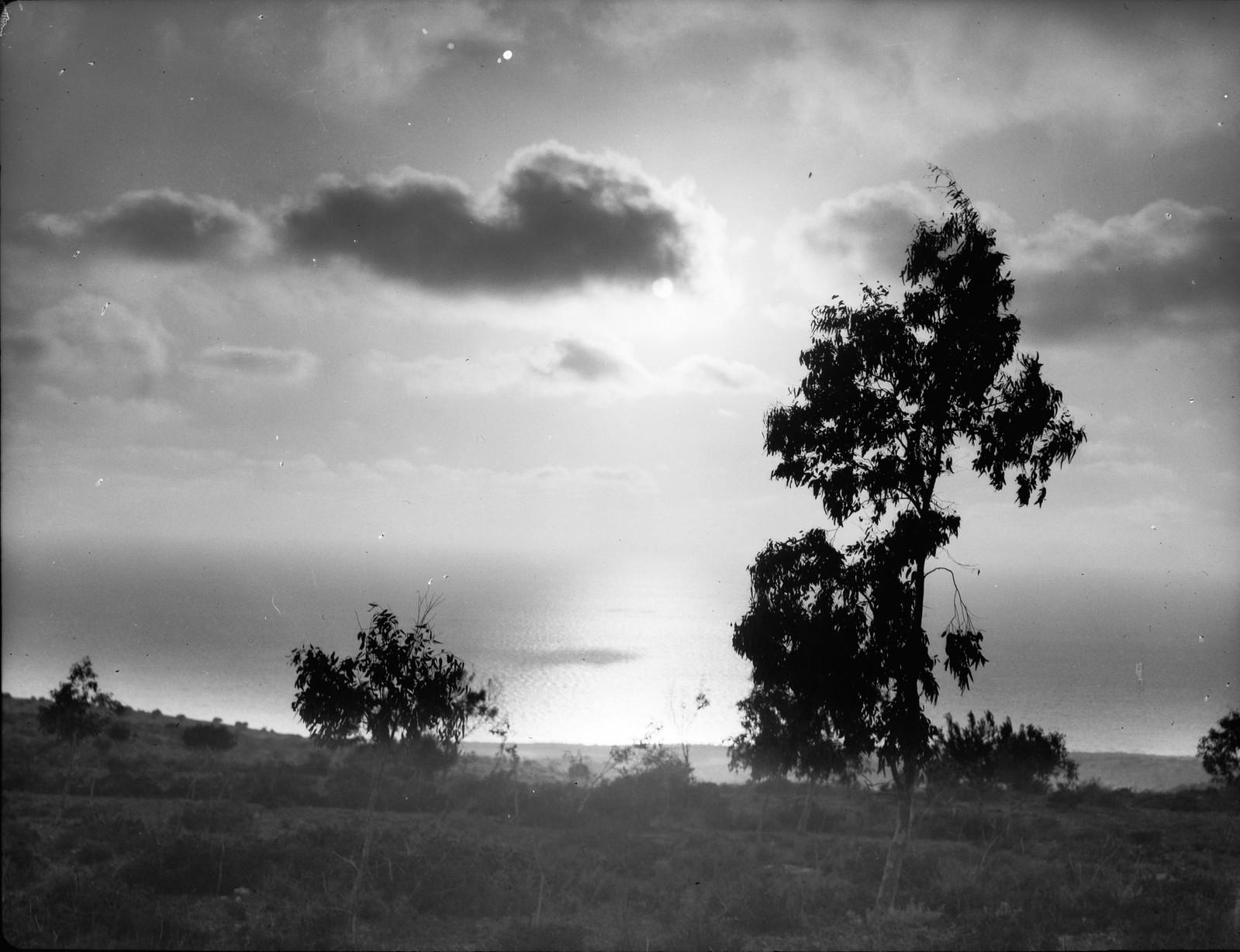 Окрестности Хайфы. Закат