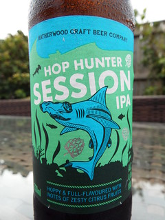 Hatherwood, Hop Hunter Session IPA, England