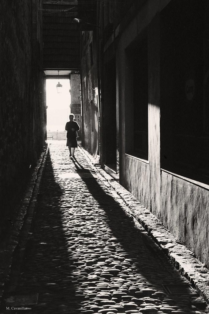 En el callejón