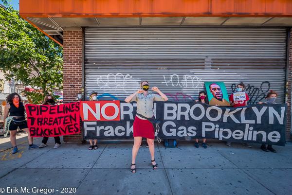 No North Brooklyn Pipeline Rally