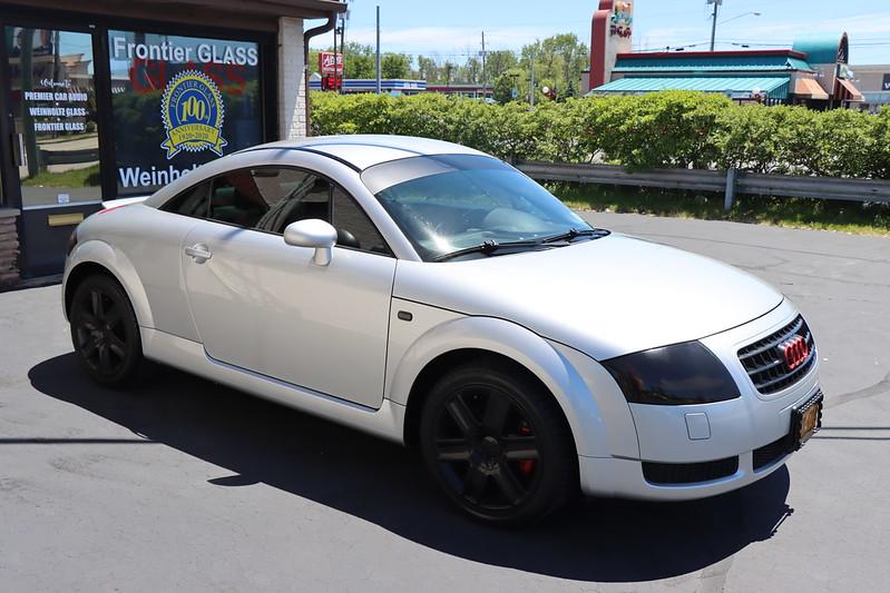 Window Tint Audi