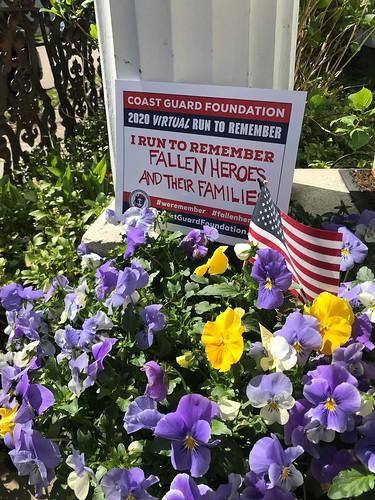2020 Coast Guard Foundation Virtual Run to Remember
