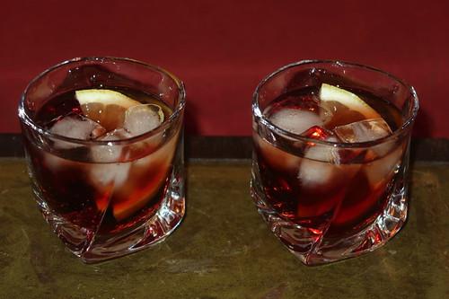 The Queen's favourite cocktail (2 Gläser)