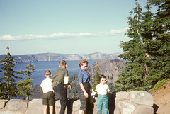Chuck, Buddy, Mother, Robbie Crater Lake OR 073162.jpg