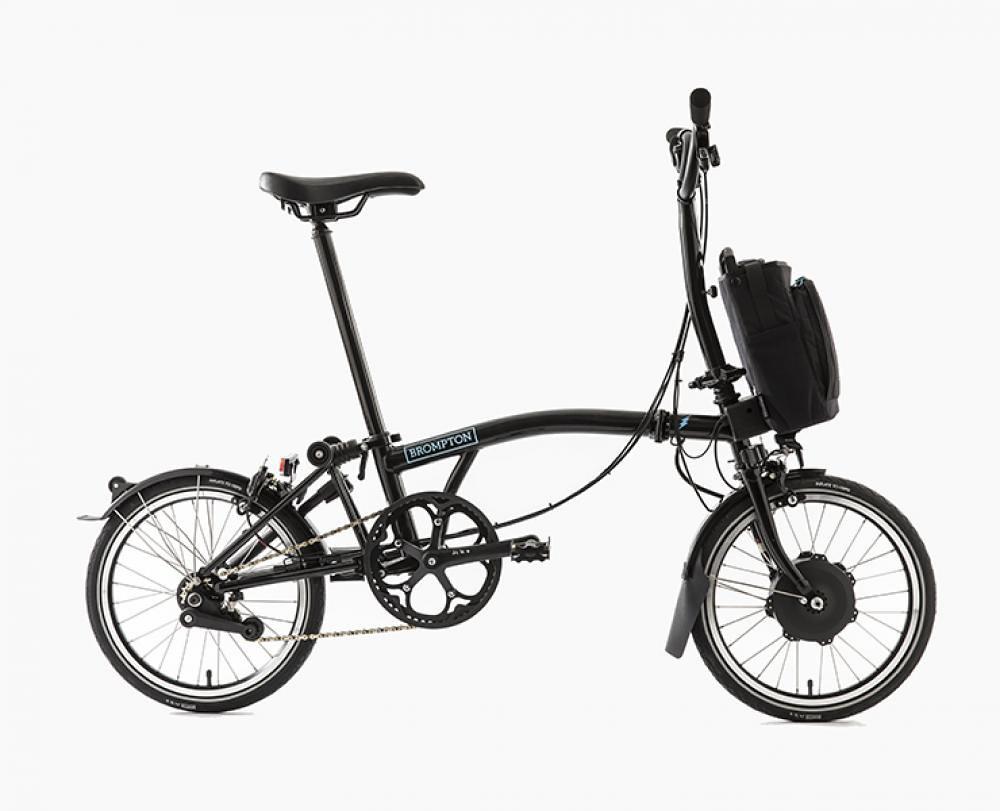 Brompton E-Bike Black