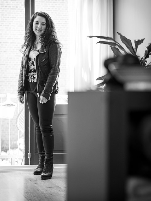 Laura, The Hague 2020: A private giggle