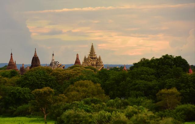 Bagan, Myanmar (Birmania) D810 1922