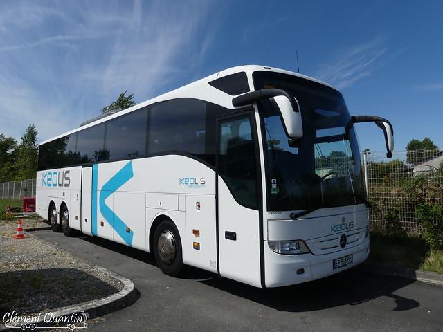 MERCEDES-BENZ Tourismo M - 096050 - Keolis Cars de Bordeaux