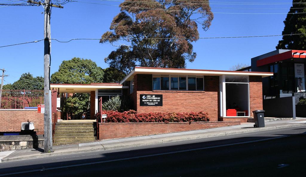 Library, Earlwood, Sydney, NSW.