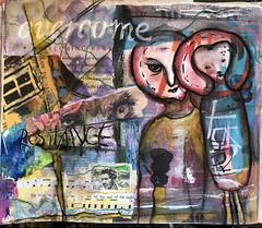 Art Journal J230 Overcome Resistance