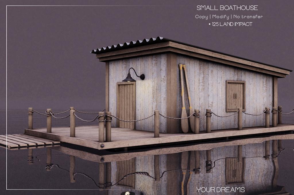 {YD} Small Boathouse