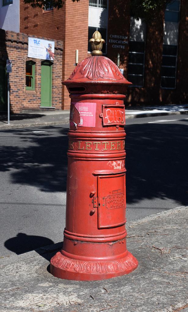Letterbox, Earlwood, Sydney, NSW.