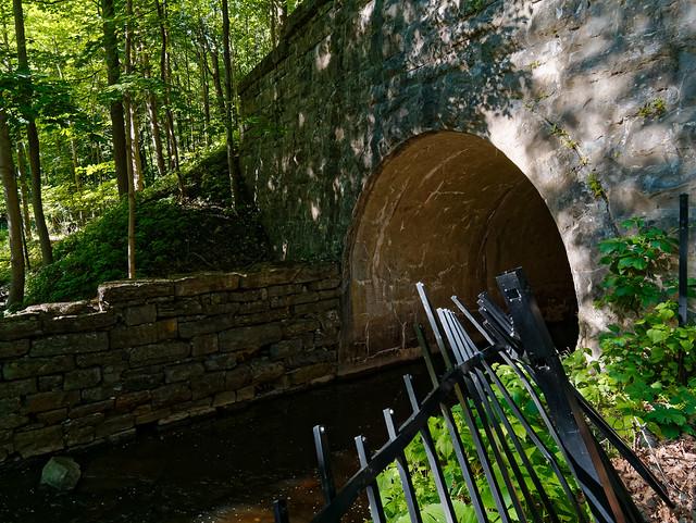 Gordon Creek Tunnel