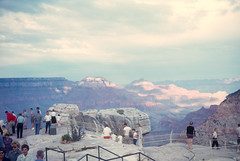 Chuck (2nd from right) Grand Canyon NP AZ August 1962.jpg
