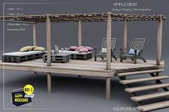 {YD} Simple deck