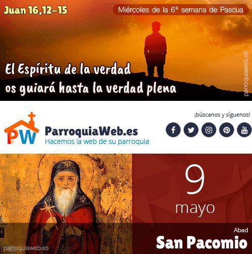 Programas de gestión de parroquias: EcclesiaRed, ParroquiaWeb, Iglesia Hoy,...