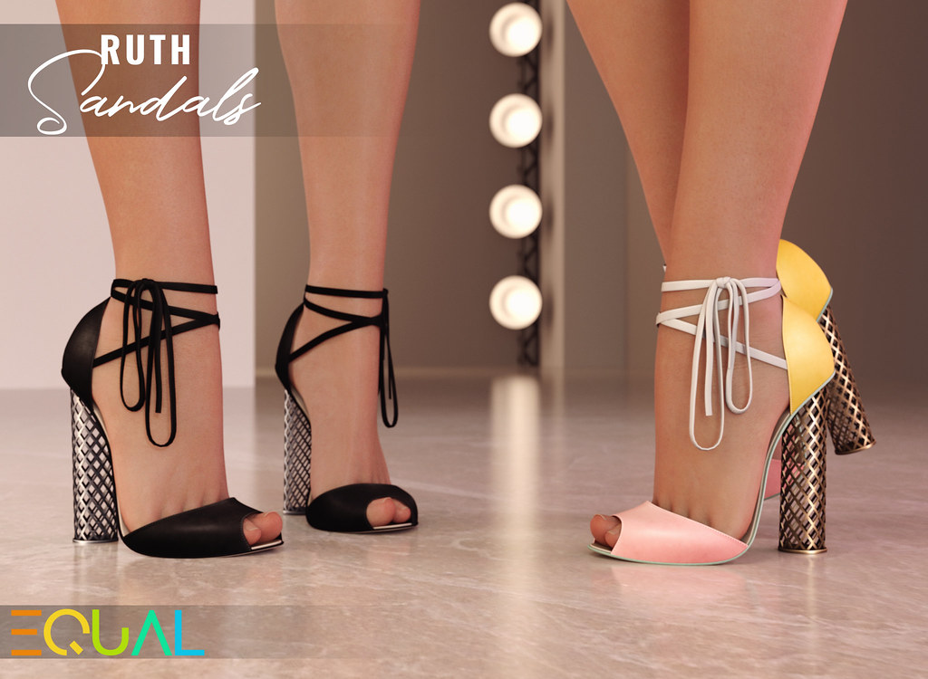 EQUAL – Ruth Sandals