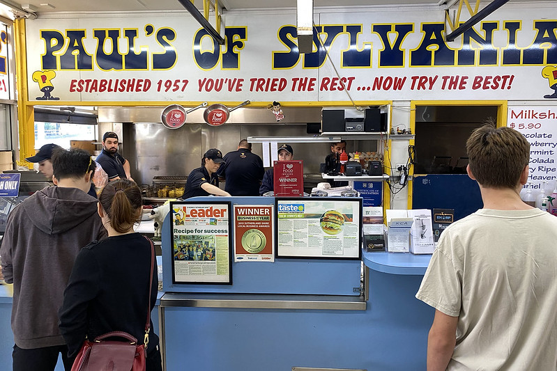 Paul's Famous Hamburgers of Sylvania