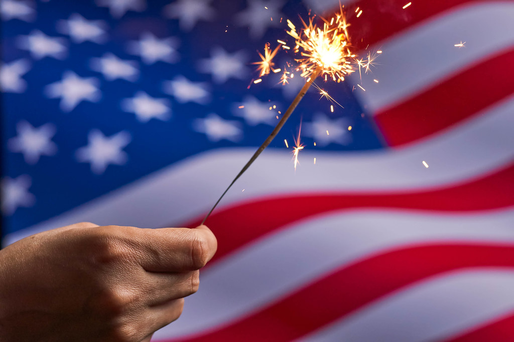 Independence Day - national holiday celebrated on the Four…   Flickr