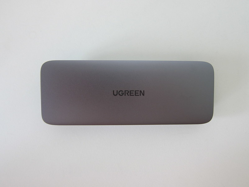 Ugreen 9-in-1 USB-C Hub - Top