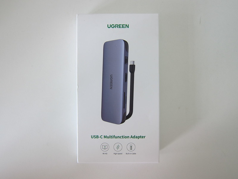Ugreen 9-in-1 USB-C Hub - Box Front