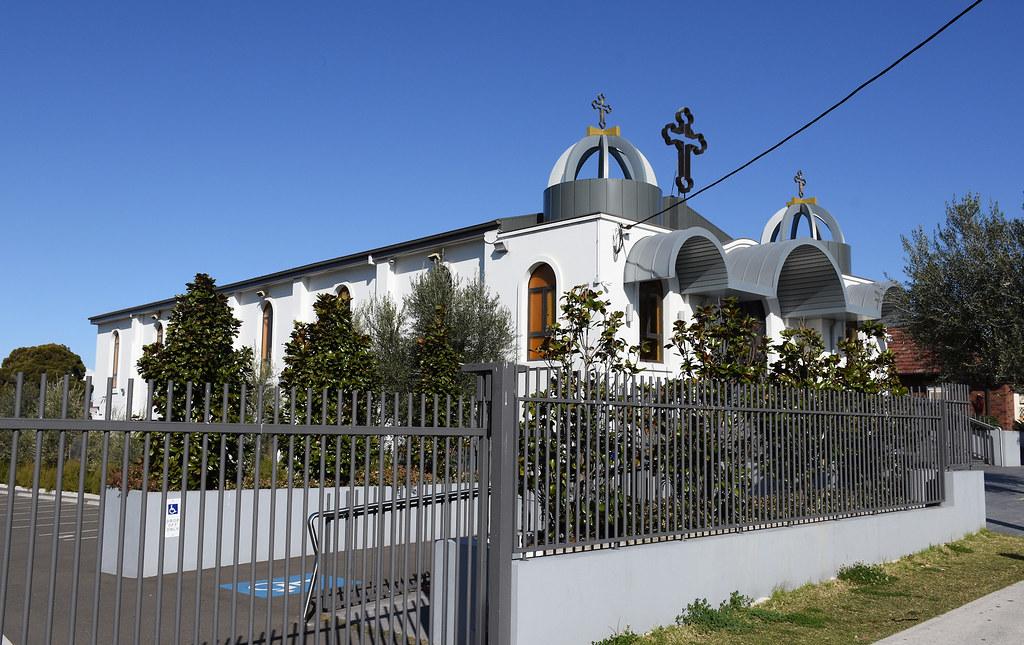 St Nicholas Antioch Orthodox Church, Punchbowl, Sydney, NSW.