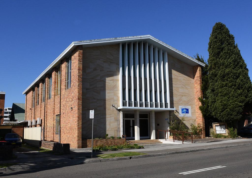 Baptist Church, Punchbowl, Sydney, NSW.