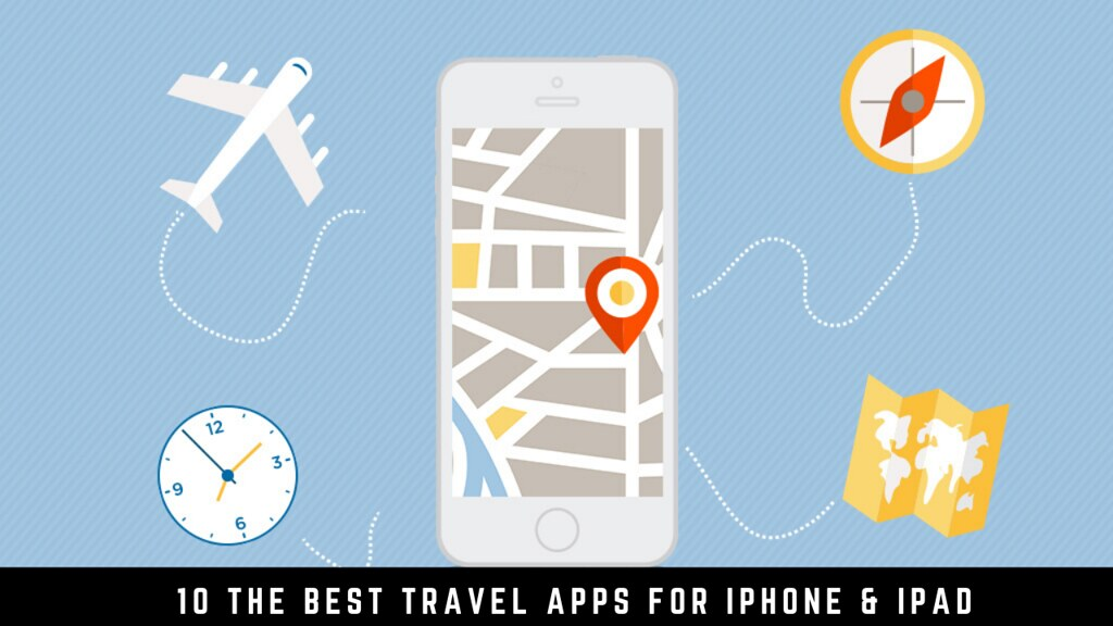 10 The Best Travel Apps For iPhone & iPad