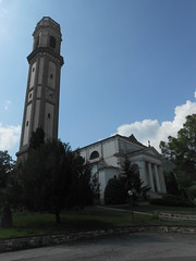 chiesa, campanile, Lozzo Atestino