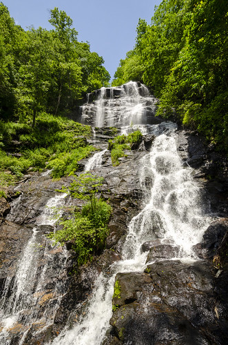 northern georgia appalachian mountains outdoor forest woods wilderness landscape the south amicalola falls waterfall