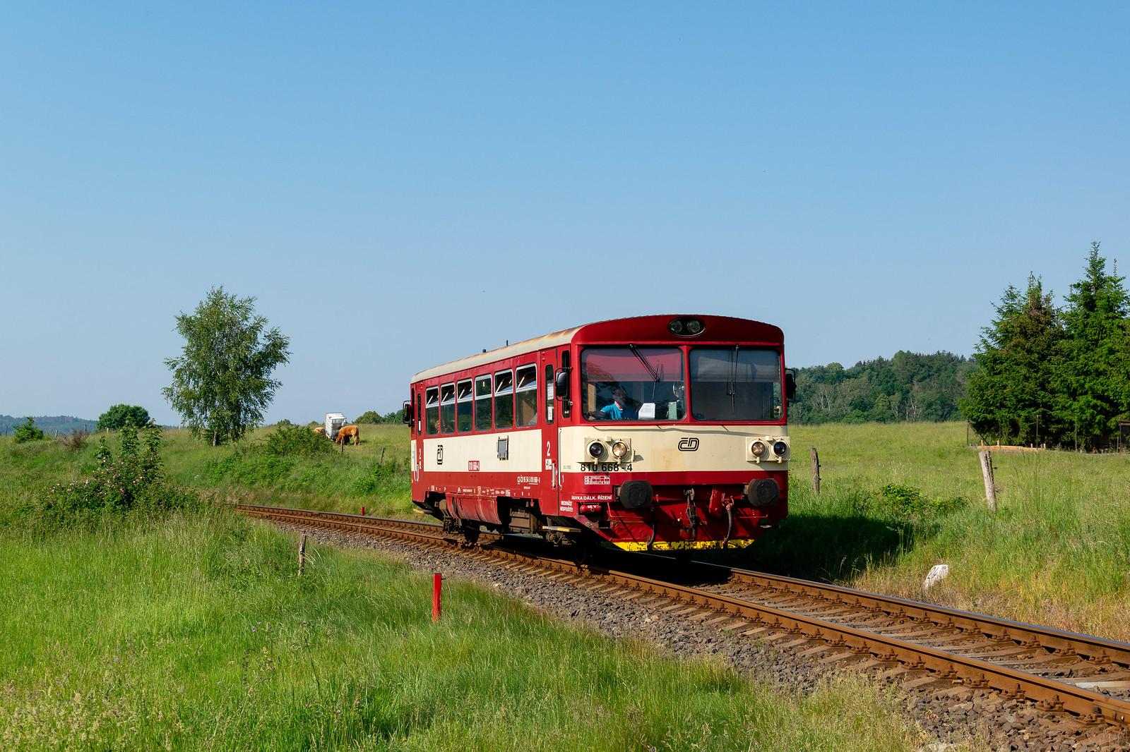 810 668 in Vilémov u Šluknova
