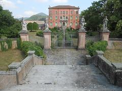 villa Lando Correr, Lozzo Atestino