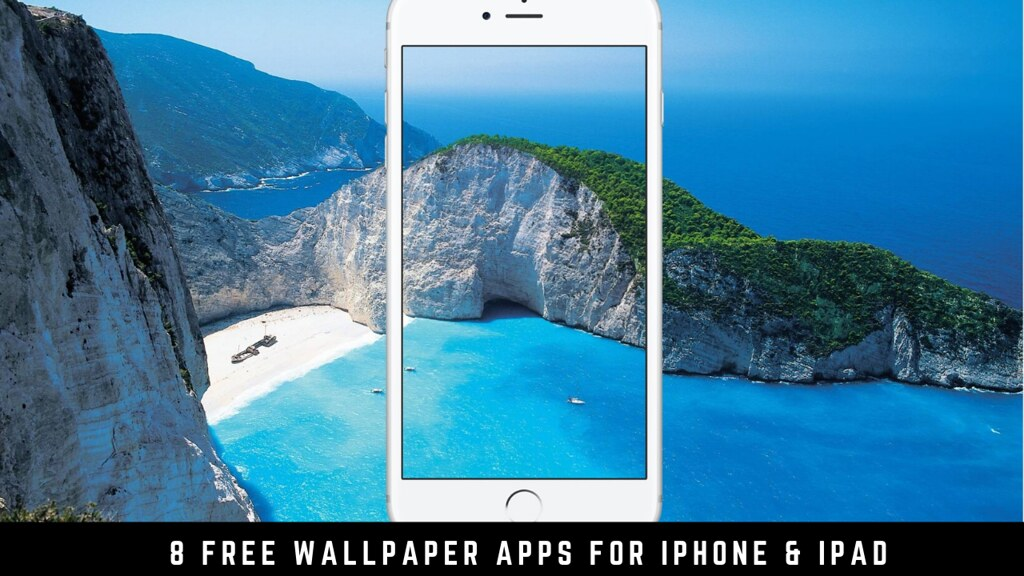 8 Free Wallpaper Apps for iPhone & iPad