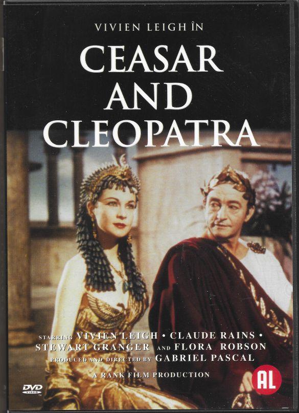 CaesarAndCleopatraVivienLeighClaudeRainsCecilParker