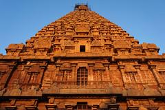 Brihadisvara Temple - Thanjavur