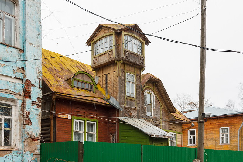 Дом врача Н.А.Жардецкого, Кимры