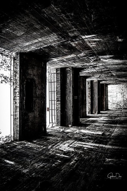 Abandoned places - everywhere