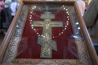 14.06.2020 | Божественная литургия в Иверском монастыре