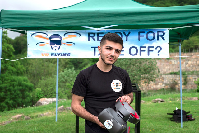 Virtual tourism for Armenia