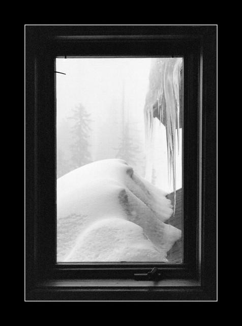 Wintry window