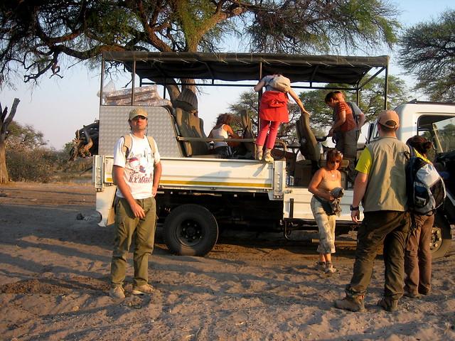 Botswana_Savuti_arrivo_degli_sfollati