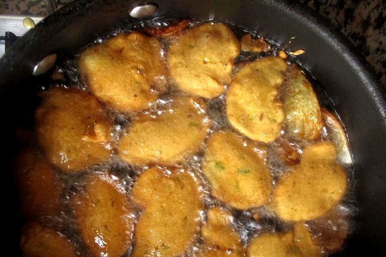 Bean Flour Akara