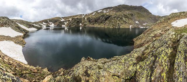 Estany Gran de la Vall del Riu, Andorra