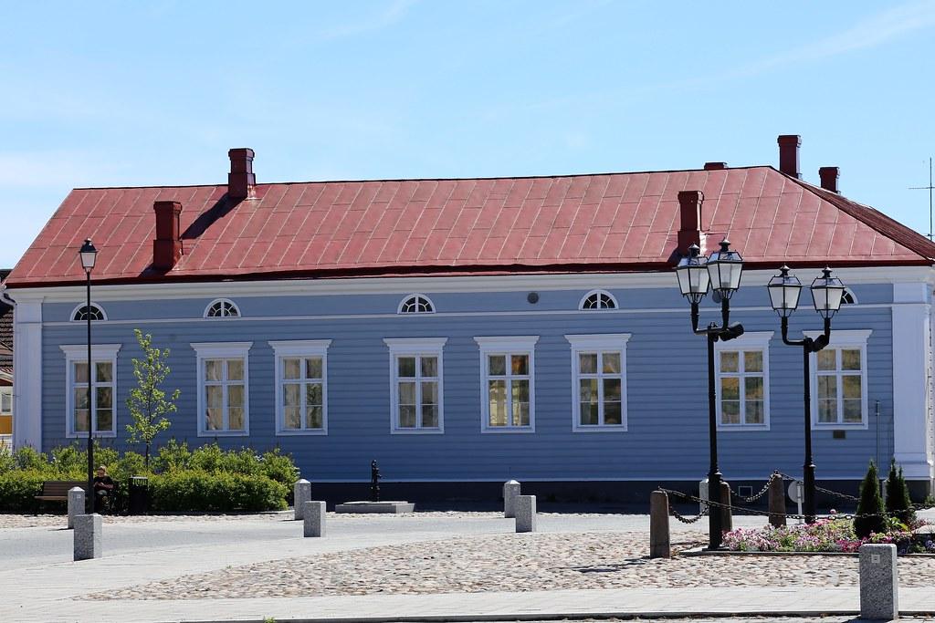 Raahen kierros - Pekkatori