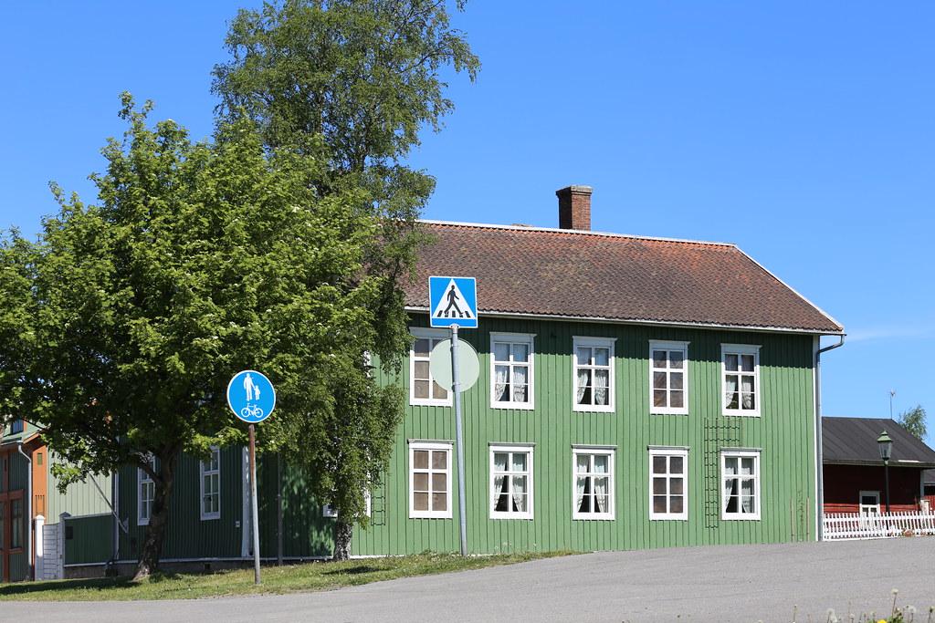 Raahen kierros - Soveliuksen talo