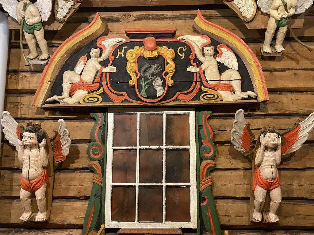 Raahen kierros - Raahen kirkon veistokset